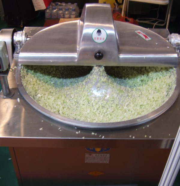 vegetables stuffing shredder