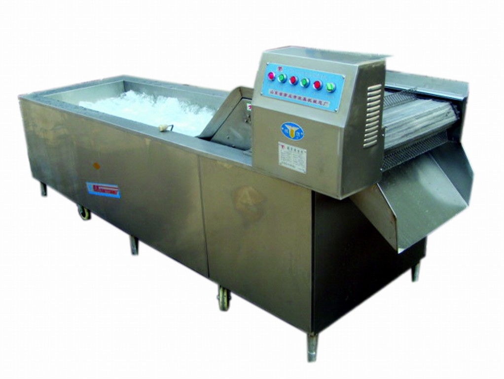 automatic vegetables washer