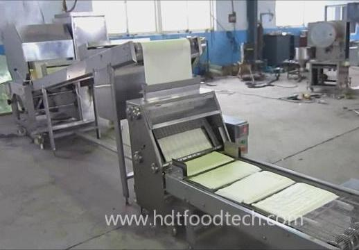 spring roll samosa pasry machine